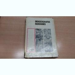 BIOGEOGRAFIA ROMANIEI-PROF.DR.DOCENT RAUL CALINESCU