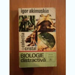 BIOLOGIE DISTRACTIVA de IGOR AKIMUSKIN