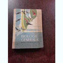 BIOLOGIE GENERALA, MANUAL PENTRU CLASA A XI-A - TRAIAN TRETIU