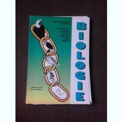 BIOLOGIE, MANUAL CLASA 8-A, IN LIMBA GERMANA, EDITIE 1999