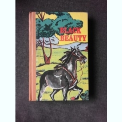 BLACK BEAUTY - ANNA SEWELL  (CARTE IN LIMBA ENGLEZA)