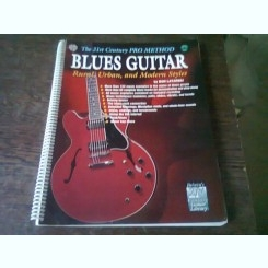 BLUES GUITAR - LATARSKI  CONTINE CD  (TEXT IN LIMBA ENGLEZA)