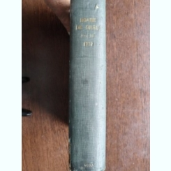 Boabe de grau - anul III - 1932 ( 12 numere )