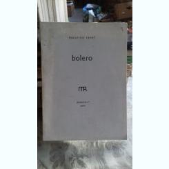 BOLERO - MAURICE RAVEL  PARTITURA