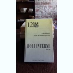 BOLI INTERNE - DAN GEORGESCU   VOL.2