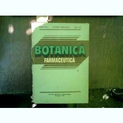 Botanica farmaceutica - Avram Radu, Ecaterina Andronescu, Iosif Fuzi