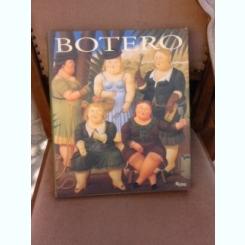 Botero, New Works on Cavas, album