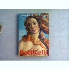 BOTTICELLI. POSTCARD BOOK