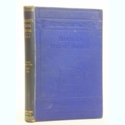 BRASSEY'S NAVAL ANNUAL 1915. WAR EDITION   (CARTE IN LIMBA ENGLEZA)