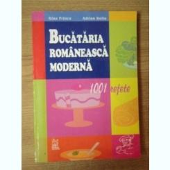 BUCATARIA ROMANEASCA MODERNA - GINA FRINCU