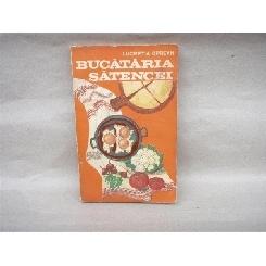 Bucataria satencei , Lucretia Oprean , 1974