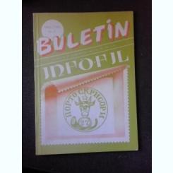 BULETIN INFO-FIL NR.2/1991  (FILATELIE SI NUMISMATICA, LISTA DE PRETURI)