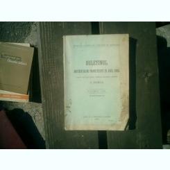 Buletinul deciziunilor pronuntate in anul 1925 volumul LXII partea II - G. Barca