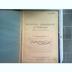 BULETINUL DEMOGRAFIC AL ROMANIEI. MISCAREA POPULTIEI IN ANUL 1944