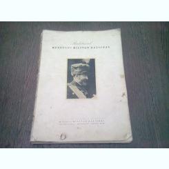 BULETINUL MUZEULUI MILITAR NATIONAL , ANUL III,NR.5-6,1939-1940