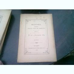 BULETINUL SENTINTELOR INALTEI CURTI DE COMPTURI TOMUL II, NR.10/OCTOMBRIE 1875