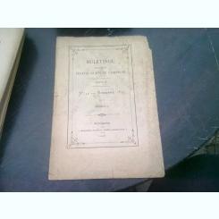 BULETINUL SENTINTELOR INALTEI CURTI DE COMPTURI TOMUL II, NR.44/NOIEMBRIE 1875
