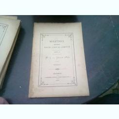 BULETINUL SENTINTELOR INALTEI CURTI DE COMPTURI TOMUL II, NR.7/IULIE 1875