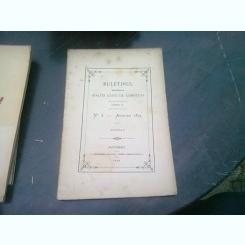 BULETINUL SENTINTELOR INALTEI CURTI DE COMPTURI TOMUL II, NR.8/AUGUST 1875
