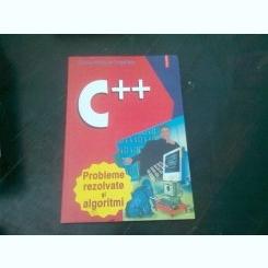 C++ PROBLEME REZOLVATE SI ALGORITMI - DOINA HRINCIUC LOGOFATU