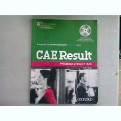 CAE RESULTS. WORKBOOK RESOURCE PACK - KATHY GUDE  (CU CD)