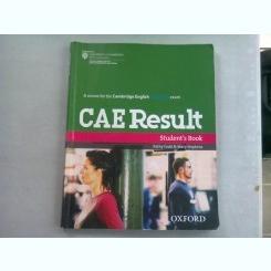 CAE RESULTS. WORKBOOK RESOURCE PACK - KATHY GUDE