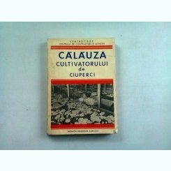 CALAUZA CULTIVATORULUI DE CIUPERCI - N. MATEESCU