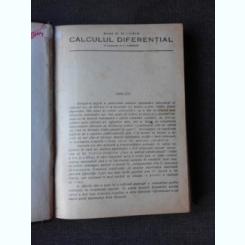 CALCULUL DIFERENTIAL - N.N. LUZIN
