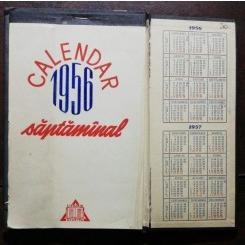 CALENDAR 1956