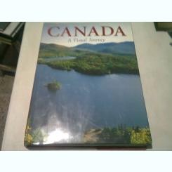 CANADA. A VISUAL JOURNEY - TANYA LLOYD  (CARTE FOTOGRAFIE, TEXT IN LIMBA ENGLEZA)