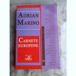 CARNETE EUROPENE - ADRIAN MARINO