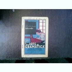 Carte de gramatica clasa IV-a primara - P. Nicolecu-Monu si C. V. Catut