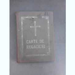 Carte de rugaciuni, 1957