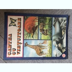CARTEA CU VIETUITOARE carte educativa pentru copii ilustrata
