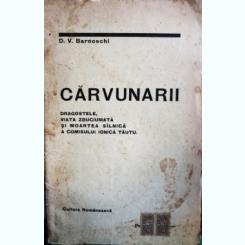 Carvunarii, D.V. Barnoschi
