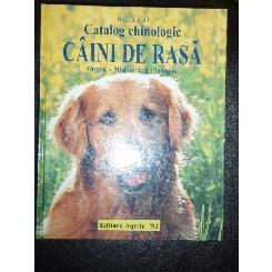CATALOG CHINOLOGIC. CAINI DE RASA - HORST BIELFELD