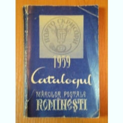 CATALOGUL MARCILOR POSTALE ROMANESTI 1959