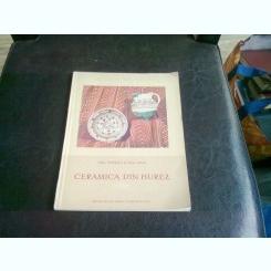 CERAMICA DIN HUREZ - PAUL PETRESCU