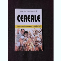 CEREALE - MAURICE MESSEGUE
