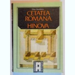 CETATEA ROMANA DE LA HINOVA DE MISU DAVIDESCU , 1989