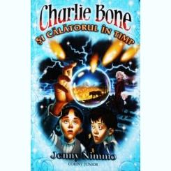 CHARLIE BONE SI CALATORUL IN TIMP, JENNY NIMMO