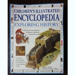 CHILDREN'S ILLUSTRATED ENCYCLOPEDIA - SIMON ADAMS & CO