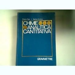 CHIMIE ANALITICA CANTITATIVA - GRIGORE POPA