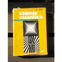 CHIMIE CUANTICA - A. JULG