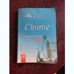 CHIMIE, CULEGERE PENTRU CLASELE VII-VIII - L.I. DOICIN