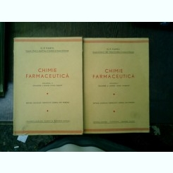 Chimie farmaceutica 2 volume - G. P. Pamfil