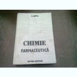 CHIMIE FARMACEUTICA - V. ZOTTA