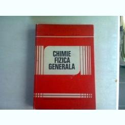 CHIMIE FIZICA GENERALA - VICTORIA BEDNAR