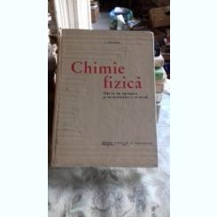 CHIMIE FIZICA - I. CADARIU