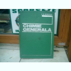 Chimie generala - C. D. Nenitescu